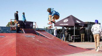 Lee and London Public Relations Client World Skateboarding Grand Prix at Kimberley Diamond Cup