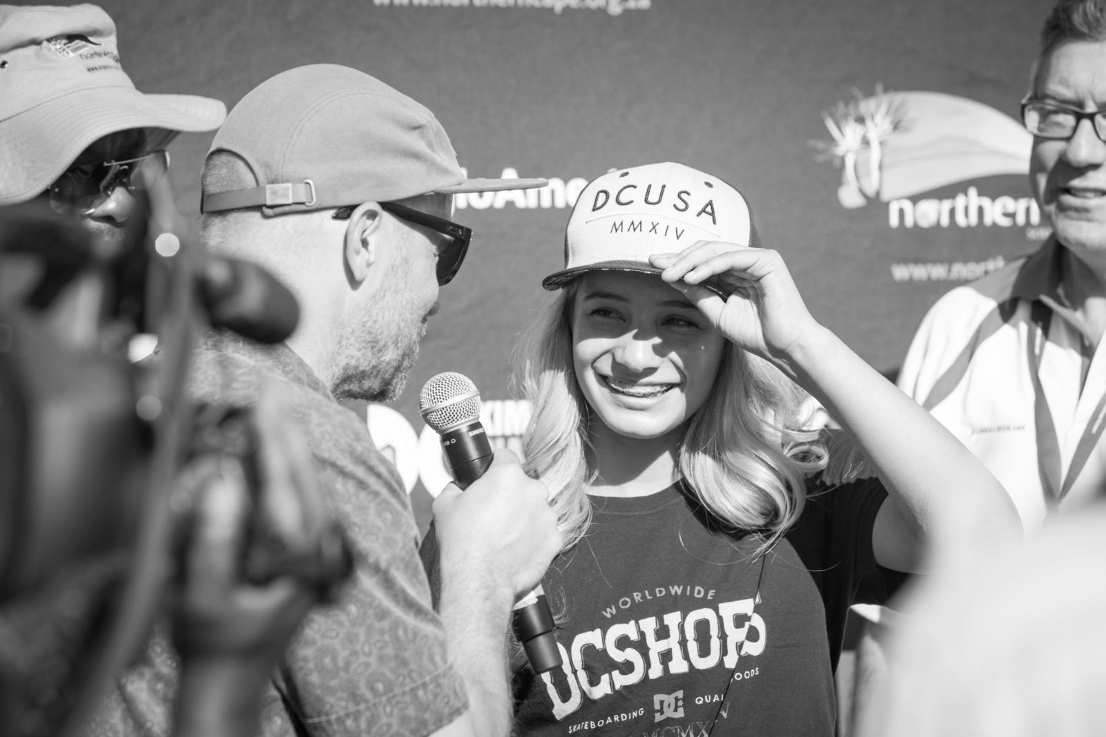 Lee and London Public Relations Client World Skateboarding Grand Prix's Kimberley Diamond Cup