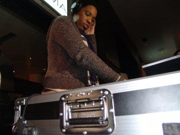 Macy Gray spins at W San Diego