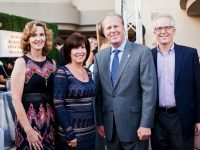 San Diego Mayor Kevin Faulconer Attends #Art4ALZ