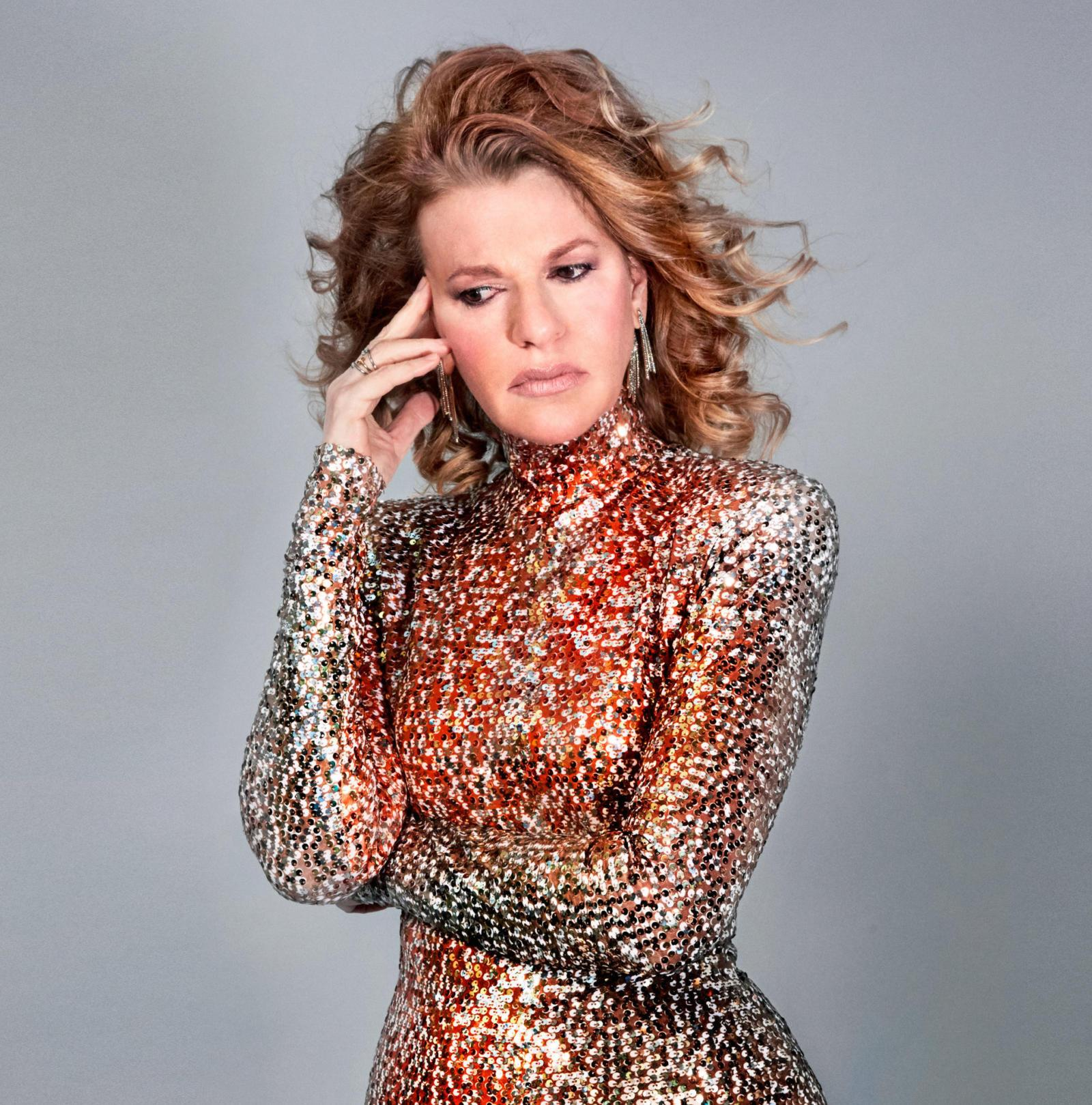 Actress Sandra Bernhard