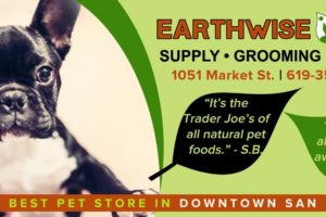 Earthwise Pet Ad